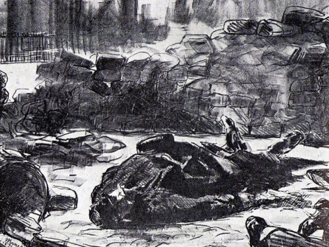 La Commune au jour le jour. Vendredi 12 mai 1871