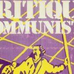 Critique communiste : numéro 28 – Juillet 1979 – Pour une politique culturelle révolutionnaire
