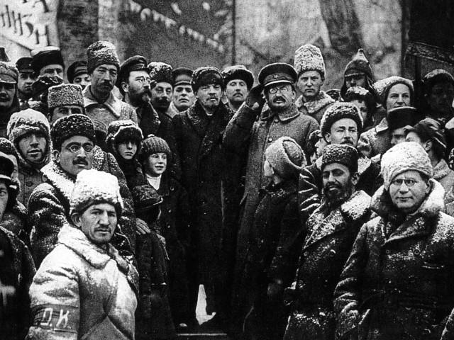 Octobre 1917-2017. Le communisme en mouvement