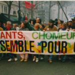 La victoire de l'hiver 95 vue par Annick Coupé