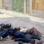 La Commune au jour le jour. Jeudi 25 mai 1871