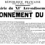 La Commune au jour le jour. Dimanche 29 janvier 1871