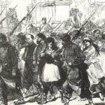 La Commune au jour le jour. Lundi 29 mai 1871