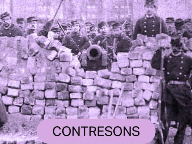 Contresons, un nouveau podcast de la revue Contretemps. Extrait du 1er épisode