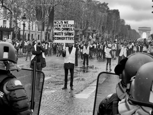 Dossier : les gilets jaunes, ou la nécessité de la révolte