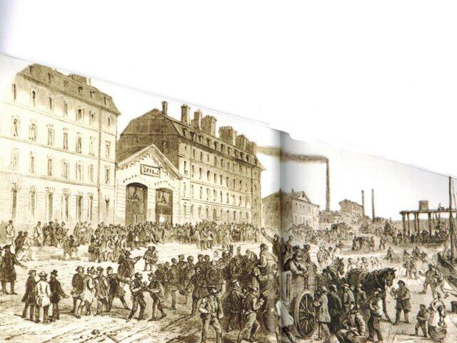 La Commune au jour le jour. Jeudi 4 mai 1871
