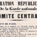 La Commune au jour le jour. Mercredi 5 avril 1871