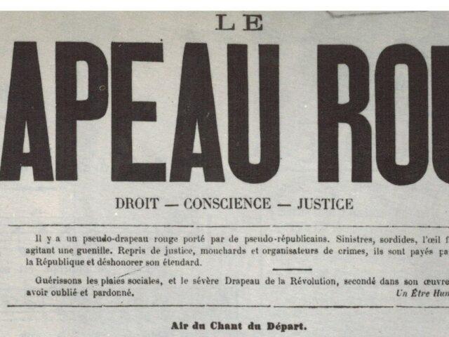 La Commune au jour le jour. Vendredi 5 mai 1871