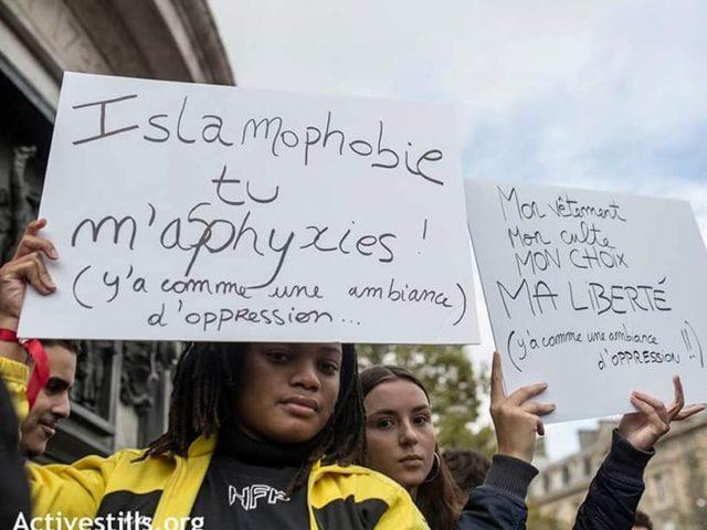 Dossier : l'islamophobie entre racisme d'État, refoulé colonial et nationalisme identitaire