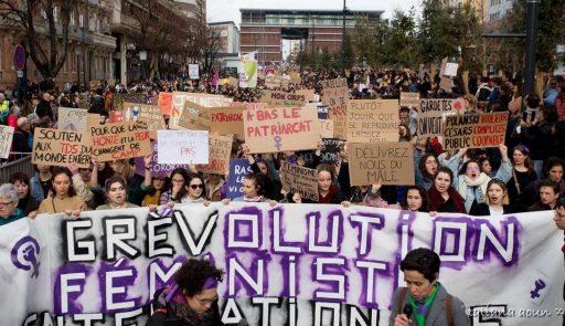 Construire une coordination nationale pour la grève féministe