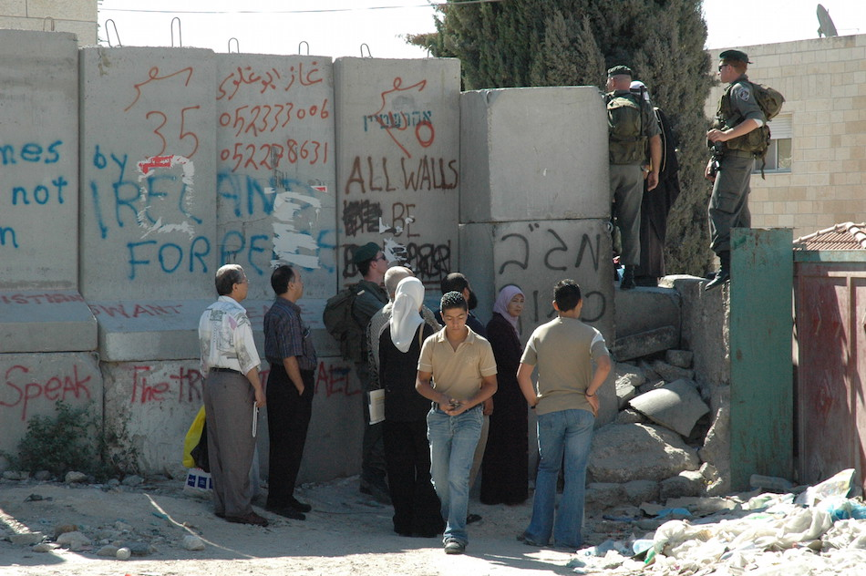 Checkpoint_near_Abu_Dis