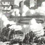 La Commune au jour le jour. Mardi 23 mai 1871