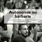 A lire : un extrait de «Autonomie et Barbarie» de Manuel Cervera-Marzal et Éric Fabri