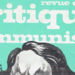 Critique communiste : numéro 3 – Septembre 1975