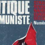 Critique communiste : numéro 8-9 – Septembre-octobre 1976