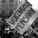 Avant, pendant et après le 68 italien
