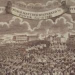 Il y a 200 ans, la bourgeoisie anglaise massacrait des ouvriers·ères à Peterloo