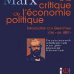 À lire : la postface à Karl Marx, «Contribution à la critique de l'économie politique», de Guillaume Fondu