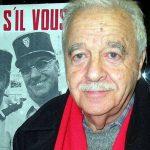 Hommage à Maurice Rajsfus, infatigable militant contre les violences policières