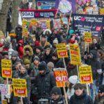 Rébellion contre la marchandisation des universités : une grève historique au Royaume-Uni