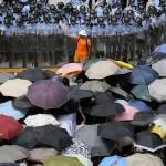 La nature des manifestations de masse