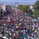 Haïti : « Ce n'est pas une lutte contre le pouvoir ; c'est une lutte contre le système »