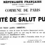 La Commune au jour le jour. Lundi 1er mai 1871