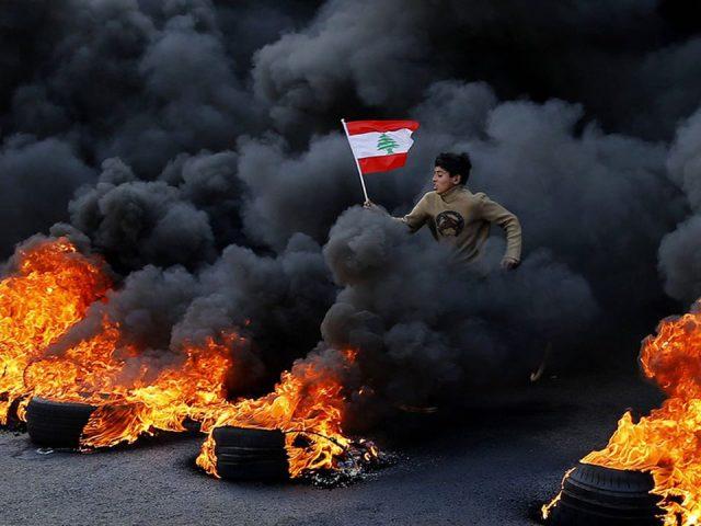 Beyrouth au temps des charognards