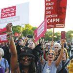 Instabilité et polarisation politiques en Grande-Bretagne