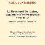 28 février 2015 (17h) : présentation tome IV des oeuvres complètes de Rosa Luxemburg