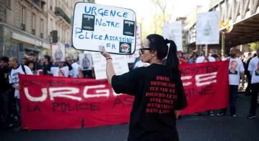 La fabrique politique de la violence policière. À propos des attaques contre Camélia Jordana