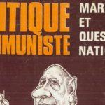 Critique communiste : numéro 10 – Novembre 1976