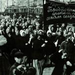 Pétrograd, 8 mars 1917 : «Le peuple veut la chute du régime !»