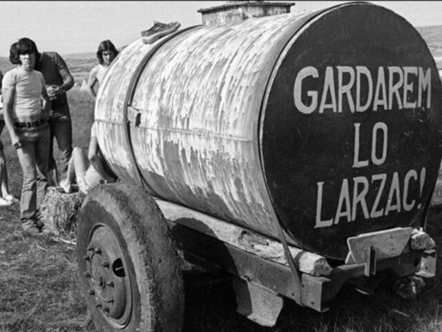 Le peuple du Larzac. Un extrait du livre de Philippe Artières