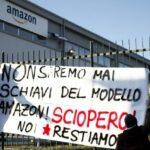 Grève à Amazon en Italie : leçons d'une mobilisation historique