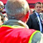 Macron face aux grèves et à la rue : une semaine décisive