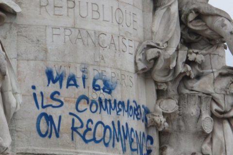 Le romantisme révolutionnaire de mai 68