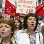 Femmes au travail, femmes syndicalistes