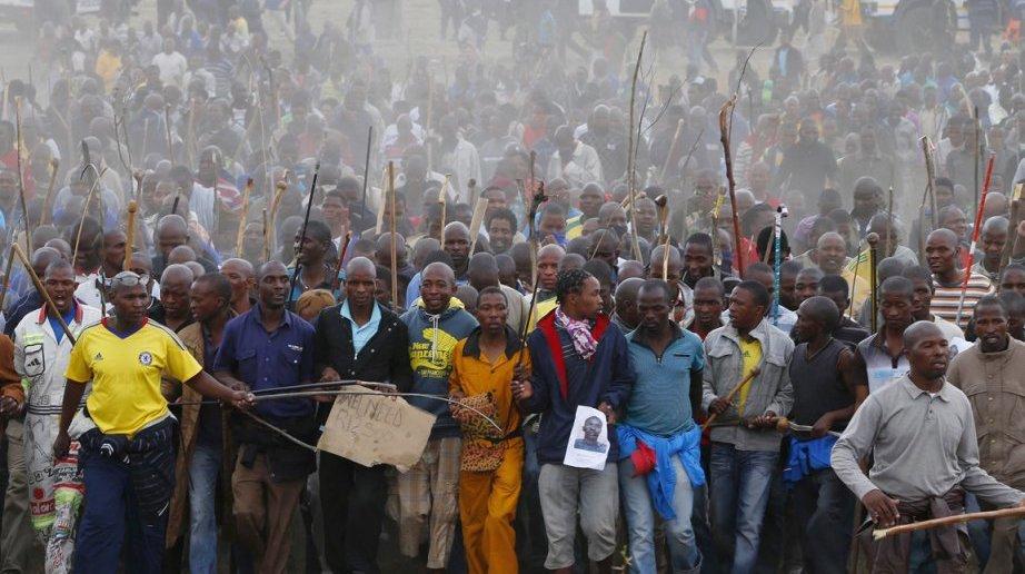Blanc noir datant Afrique du Sud
