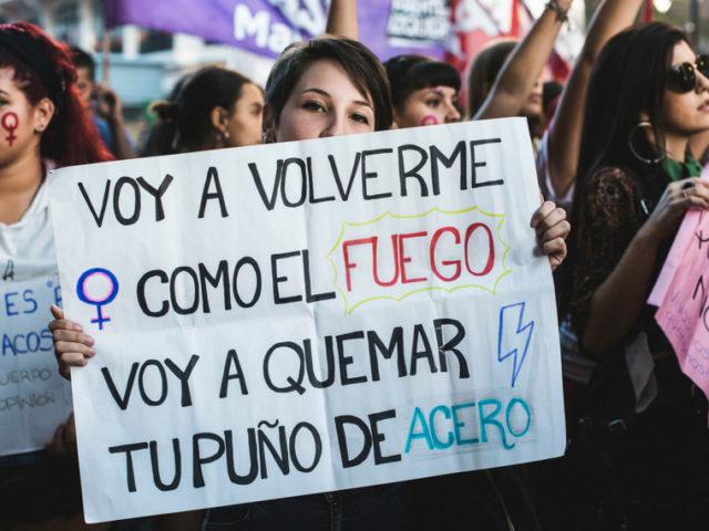 Y a-t-il une guerre « dans » le corps des femmes ? Finance, territoires et violence