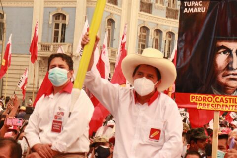 Élections au Pérou : la gauche au 2nd tour et les défis à venir