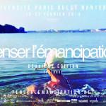 « Penser l'émancipation », 19–22 février 2014, Université Paris-Ouest Nanterre