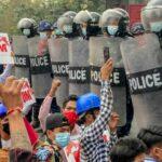 Birmanie : l'exemplaire insurrection démocratique contre le coup d'État