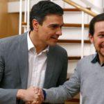 Accords entre Podemos et le PSOE : une erreur historique !