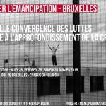 Appel à communication : «Penser l'émancipation» (du 28 au 30 janvier 2016 à Bruxelles)