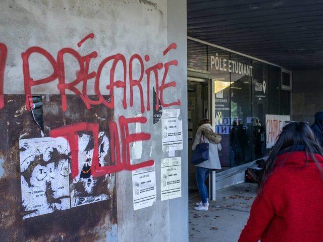 Après l'immolation du camarade à l'Université Lyon 2, les temps et les sens de la lutte