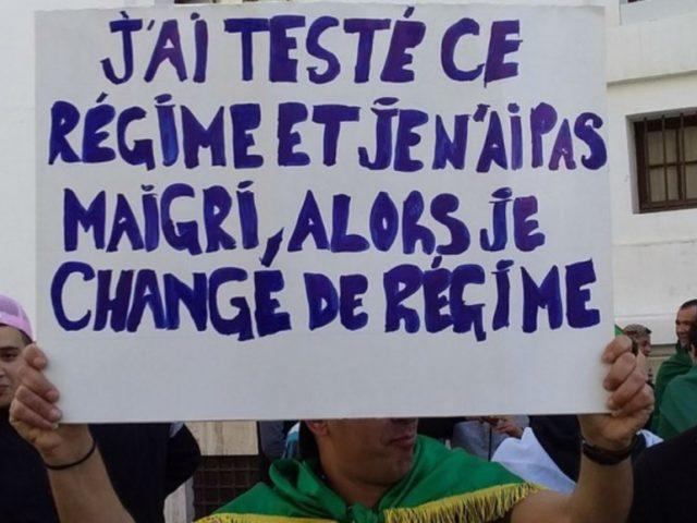 Algérie : ce n'est qu'un début