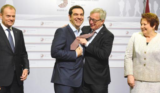 Grèce : le virage répressif du gouvernement Syriza